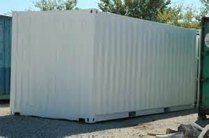 Storage Container painted 6m